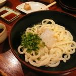 いのいち亭 - ぶっかけうどん380円