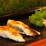 福鮨 - 自慢のアナゴです