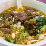 萬和樓 - 牛肉麺