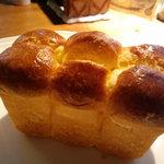 テオブロマ - ブリオッシュ系のパンその2