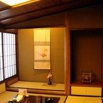 札幌かに家 - 店内個室