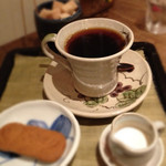 楽彩 - レギュラーコーヒー 430円