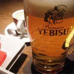 点 - エビスビール