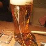 点 - ブーツビール
