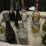ANAインターコンチネンタルホテル 東京 - お酒はこれ以外も色々。ルイ・ロデが嬉しい。