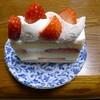 ジョトォ - 料理写真:ショートケーキ