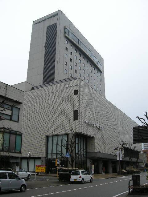 ホテルニューオータニ 高岡