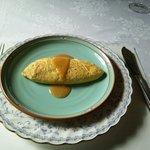 大乗 - チーズオムレツ