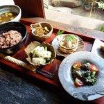 陶芸&オーガニックカフェ寿 - 料理写真: