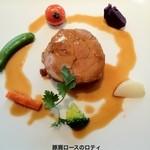リュドコマンセ - ランチ お肉料理