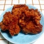 点香苑 - 鶏の唐揚げ