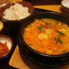 シジャン - 料理写真:キムチチゲ