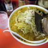 けーちゃんラーメン - 料理写真:ネギ味噌ラーメン大盛り