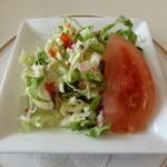 グリル玉屋 - サラダ