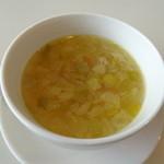 グリル玉屋 - 野菜スープ