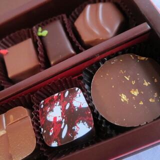 ショコラティエ パレ ド オール - バレンタイン・コレクション