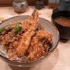 天ぷら 安住 - 料理写真:今日の天丼