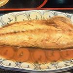 和食亭 - 鯖味噌煮