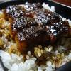 うなぎの魚熊 - 料理写真:鰻丼(並)