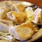 食堂ウミユリ - 料理写真:焼ぎょーざ