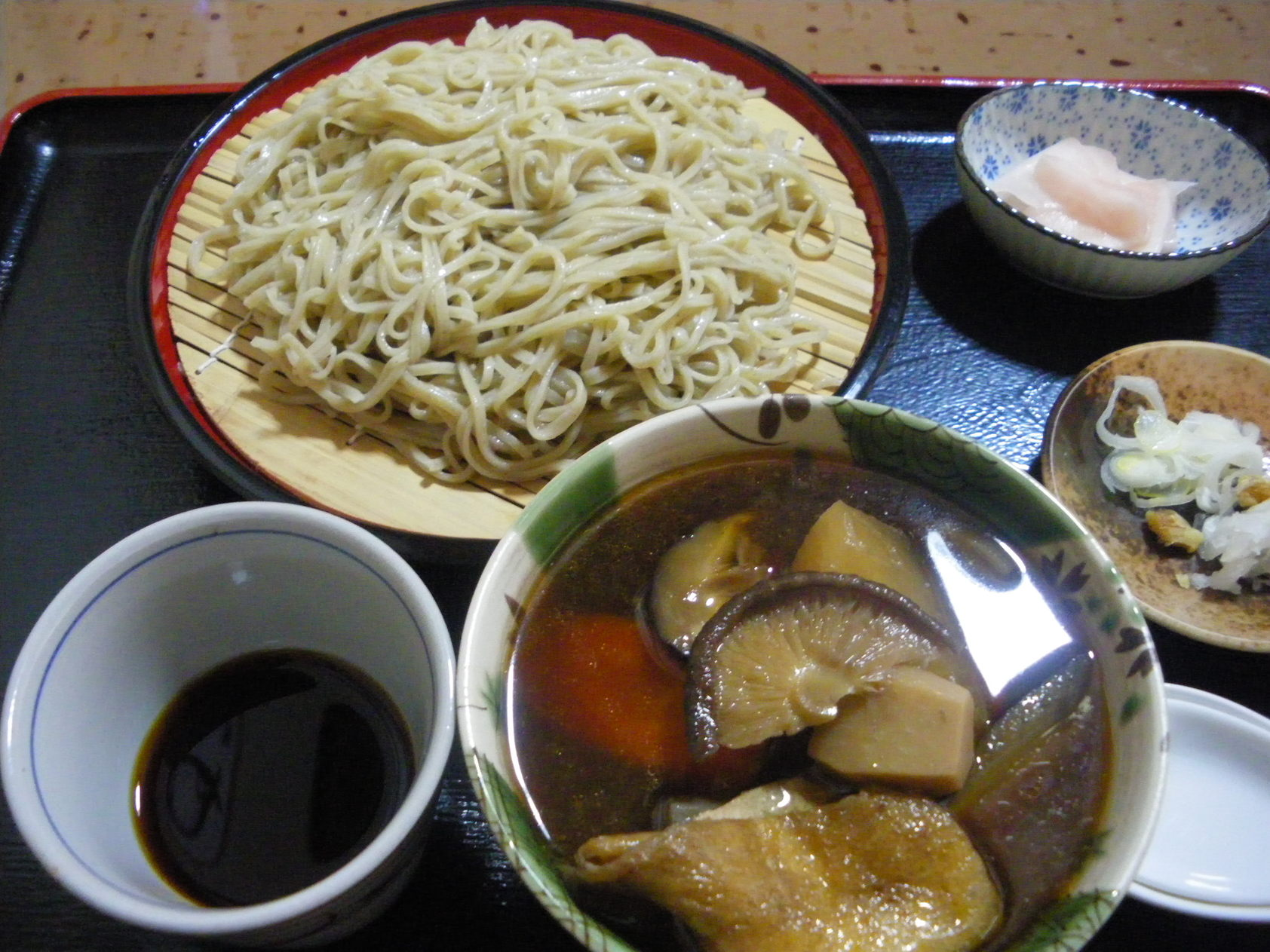 蕎麦五楽亭