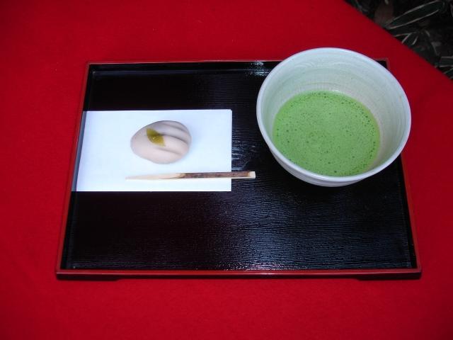 旧岩崎邸庭園 お茶席