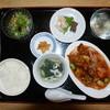 上海 - 料理写真:酢豚定食