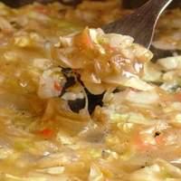 自家製スープ!!もんじゃ焼もち明太子(チーズトッピング)