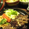森田屋の肉うどん - 料理写真:焼肉ランチ