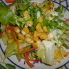 オリーブの丘 - 料理写真:ランチセットについているサラダ。