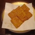 鰻 十和田 - うにパン