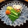 海鮮の國波奈 - 料理写真:てっさ 結構ボリュームがあります