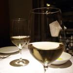 CAFE RIGOLETTO - 白ワイン