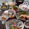 弁慶 - 料理写真:月ごとにメニューが変わる、ヘルシー『健美御膳』