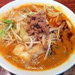 酒と肴と麺の店 田村屋 - 味噌コッテリーナ
