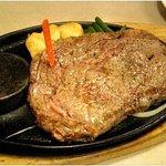 ステーキのどん - ステーキのどん熟成リブロインステーキ