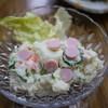 多田屋 - 料理写真:ポテトサラダ