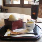 伏見夢百衆 - 清酒アイスクリームセット