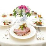 レストラン TuTu - 彩り鮮やかなコース料理