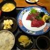 櫻家 ろかせず - 料理写真:寒鰤お造り定食