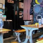 オヂィズダイニング 魚魚  - 店内