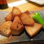 はちまん - 海老芋の含め揚げ