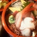 東寿司 - 料理写真:おまかせちらし:1000円