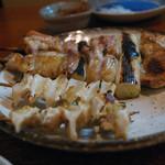 串若 - ねぎ肉、軟骨