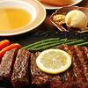 ノッツ - 料理写真:絶品の炭火焼ステーキ。旨いお肉と旨いソースで旨さ倍増!ソースは4種類ご用意しています。