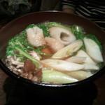 11886212 - きりたんぽ鍋(2800円)