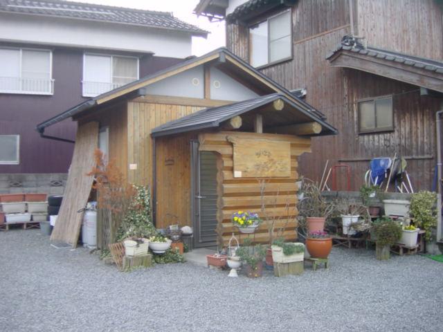 小さなお家
