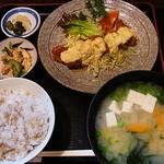 たかちほ亭 - チキン南蛮定食