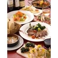 SPAIN BAR&CAFE Esperanza - サンミゲル市場のごとく スペイン各地方の お料理を 「エスペランサ」で食せます。