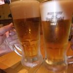 丸二 - プレミアムモルツで乾杯 【 2012年3月 】